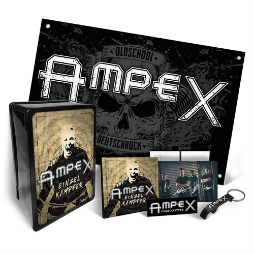 AMPEX - Einzelkämpfer (ltd. Boxset)