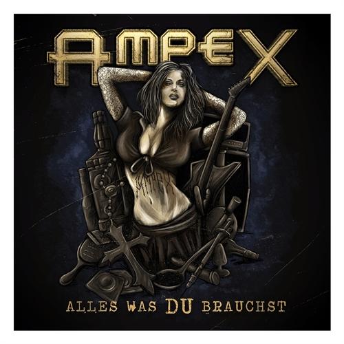 AMPEX - Alles was Du brauchst, Digipak