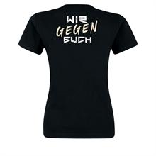 Ampex - Einzelkämpfer, Girl-Shirt